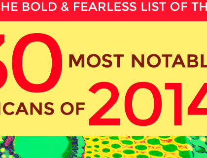 30 Most Notable Africans of 2014: Part 2
