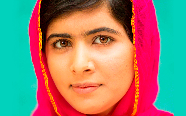 An Unlikely Hero: Malala Yousafzai
