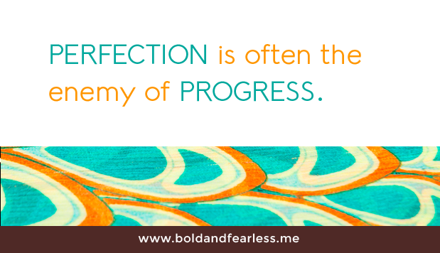 Bold & Fearless Quotes