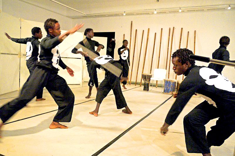 Ifetayo Youth Ensemble Performance