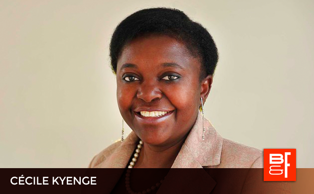 Cécile Kyenge, Italian Minister of Integration