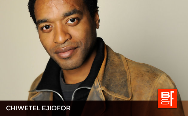 Chiwetel Ejiofor, Star of 12 Years a Slave