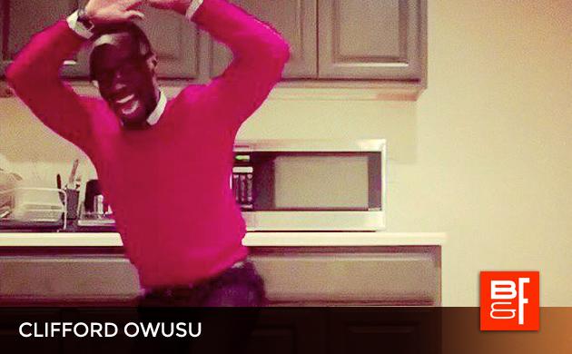 Clifford Owusu, African Dance YouTube Sensation