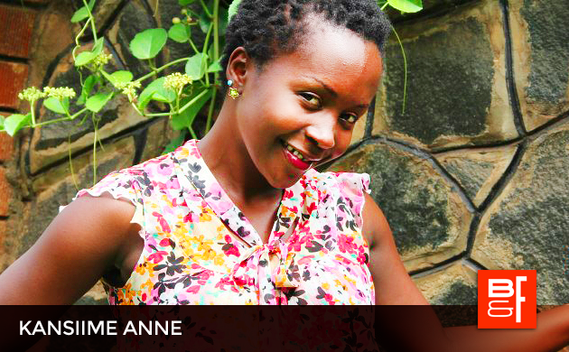 Kansiime Anne BEFFTA winner and comedian