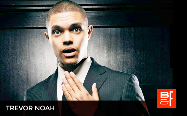 Trever Noah South African Comedian