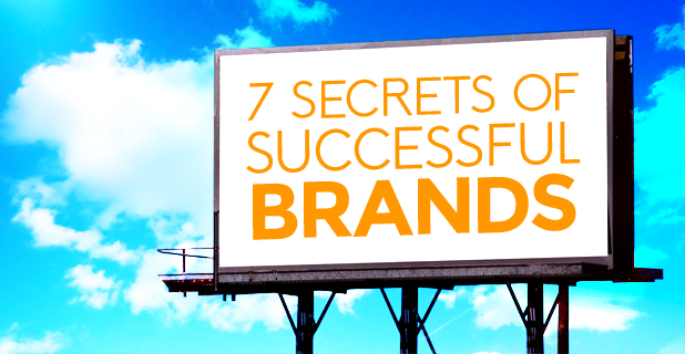 7 Simple Secrets of Successful Brands