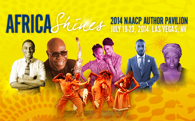 AFRICA Shines at the NAACP Convention