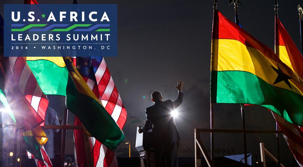 US Africa Leaders Summit President Obama