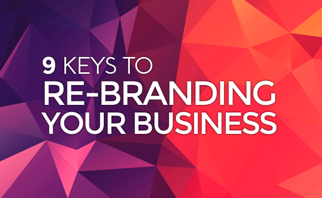 Re-Branding Your Business