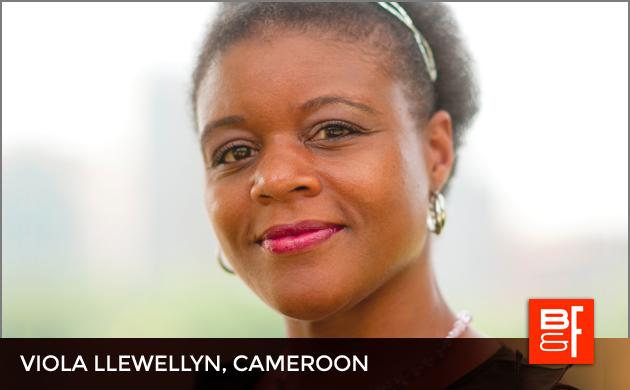 Viola Llewellyn, Cameroon