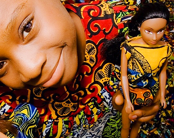 Queen of Africa Dolls Bold and Fearless Africans