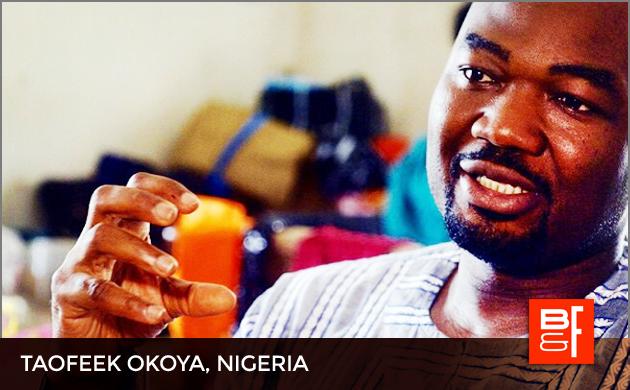 Taofeek Okoya Bold and Fearless Notable Africans