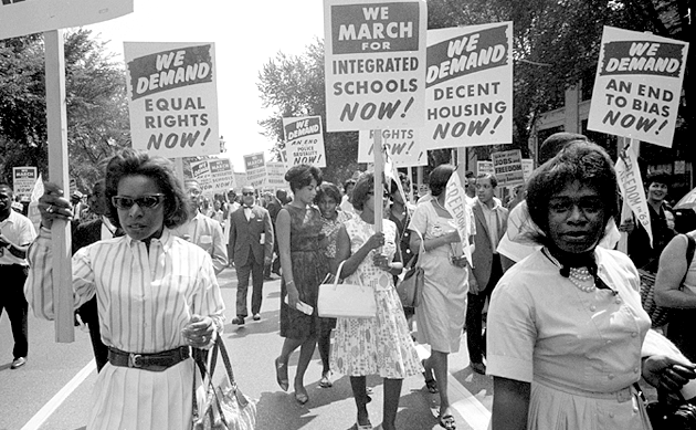 5 Powerful Women of the Civil Rights Movement You Should Know But Probably Don't