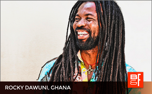 Rocky Dawuni African Thriller Branches of the Same Tree