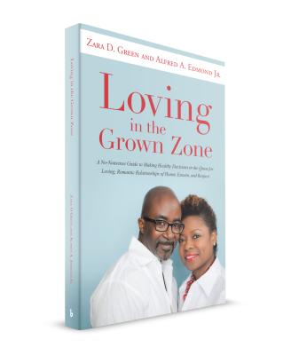 Loving in the Grown Zone book