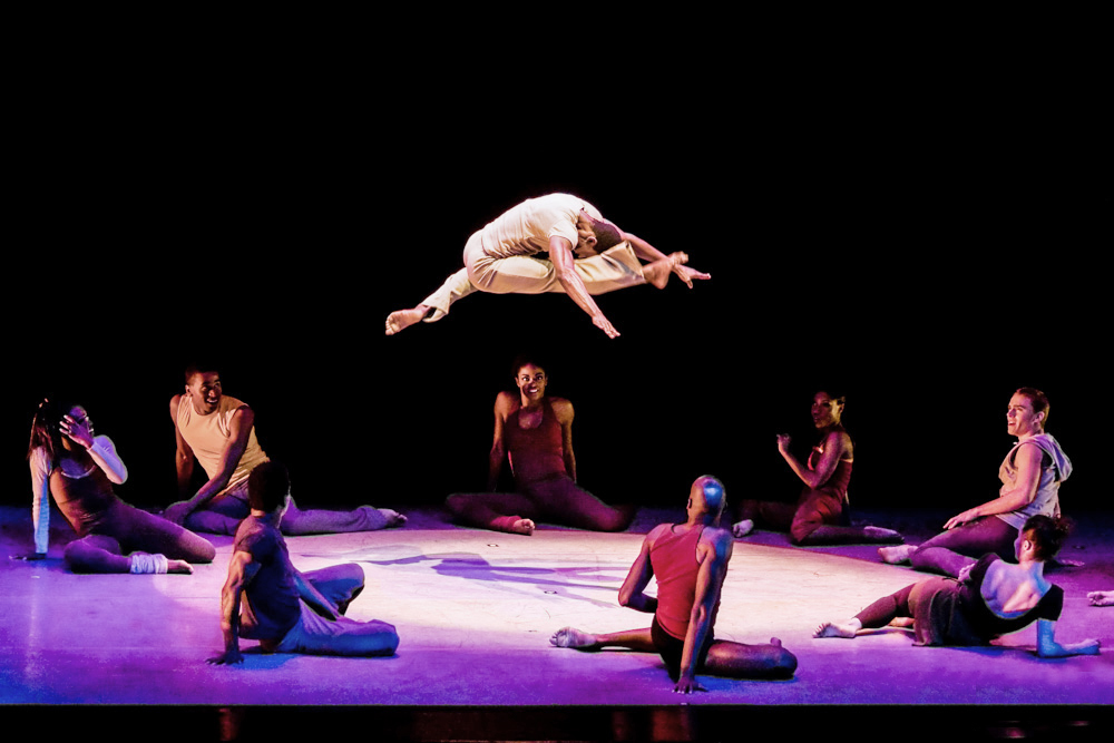 How Alvin Ailey Inspired My Natural Hair Journey