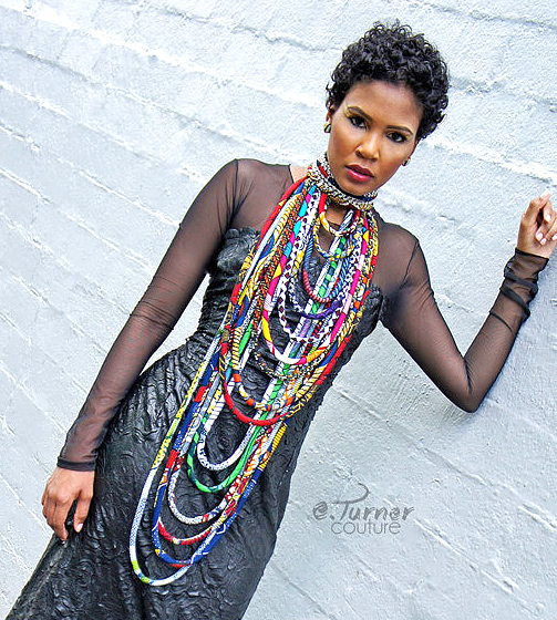 If You Love Stunning African jewelry, Here Are 5 Accessory Companies You Must Check Out E.Turner Couture