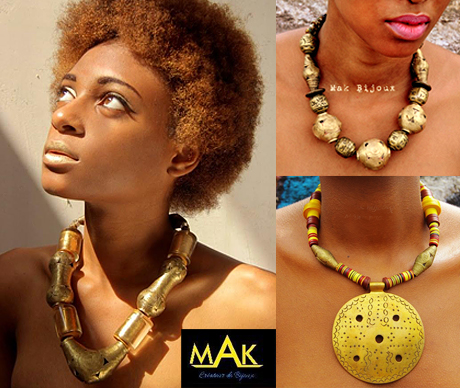 If You Love Stunning African jewelry, Here Are 5 Accessory Companies You Must Check Out Mak Bijou Africains