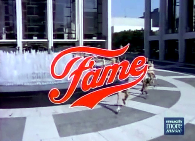 Fame, the famous 80s television series