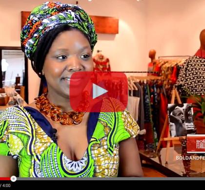 Anika Hobbs Nubian Hueman African fashion