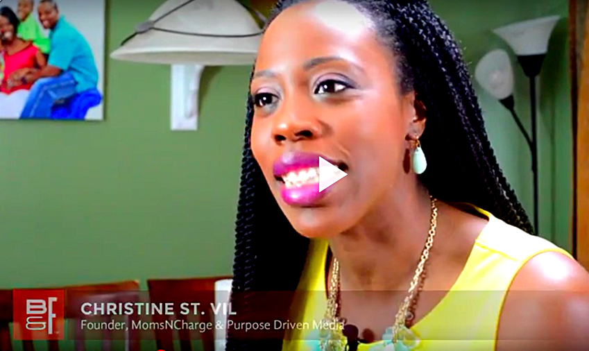 Meet the F.L.Y. Mom in Charge Who's Helping Mompreneurs Fearlessly Pursue Their Dreams [Video]