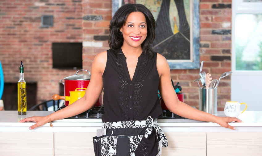 Handpicked by Martha Stewart: Meet Riche Holmes Grant, Founder & CEO of BambiniWare [Video]