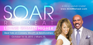 SOAR Retreat Steve Harvey Miami