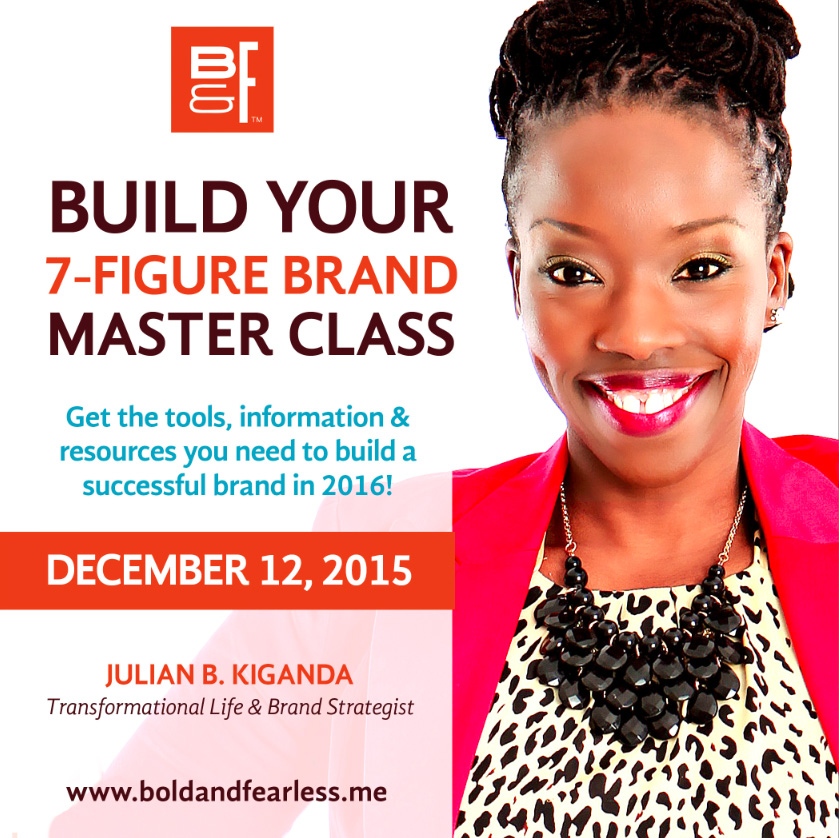 Build your 7figure brand
