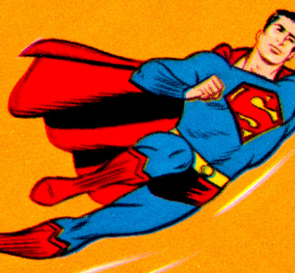 Why My Superman Doesn't Wear a Cape