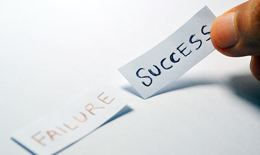 6 Crucial Steps to Overcoming Failure…Successfully