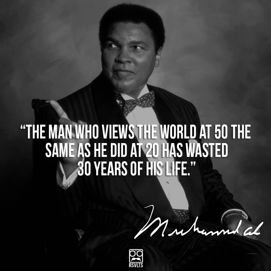 Famous Black Quotes About Life Prepossessing Act Like A Champ 14 Inspiring Quotesmuhammad Ali  Bold