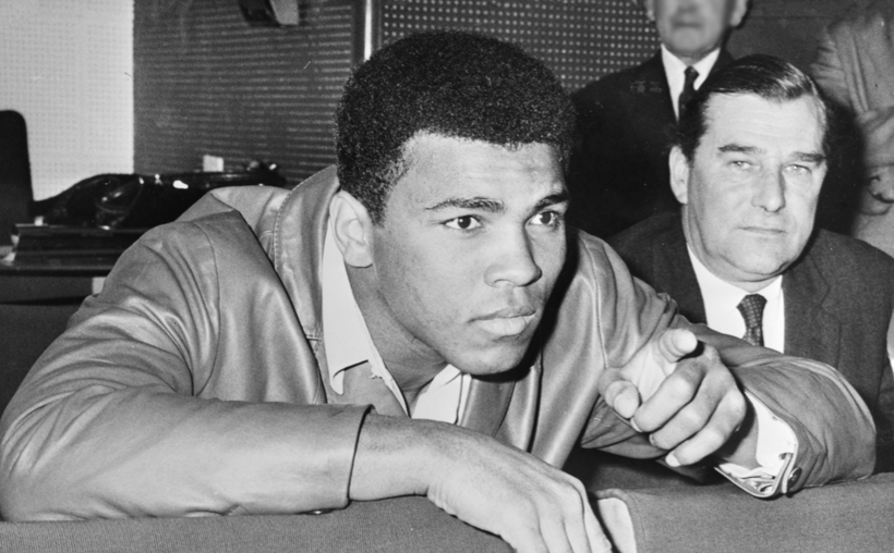 Act Like a Champ: 14 Inspiring Quotes by Muhammad Ali