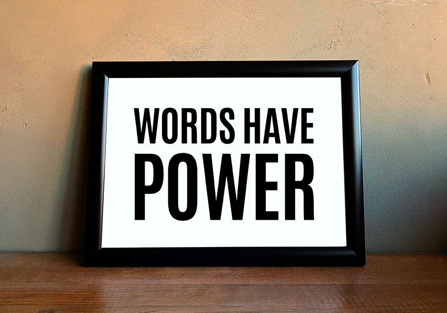 What My Teenage Daughter & My Distressed Mac Can Teach You About the Power of Your Words
